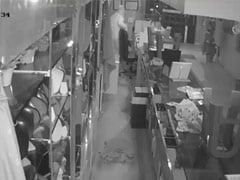 On Camera, Man In PPE Steals Gold Worth Rs 13 Crore In Delhi