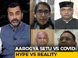 Video: Aarogya Setu vs Covid: Hype vs Reality