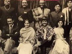 A <i>Ram Lakhan</i> Cast Pic From 32 Years Ago: Anil Kapoor, Jackie Shroff, Madhuri Dixit, Dimple Kapadia And Others