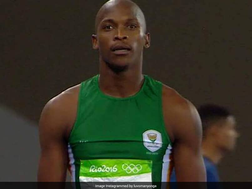 Olympic Silver Medallist Luvo Manyonga Suspended For Doping Rule Breach