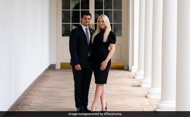 Tiffany Trump Gets Engaged At White House Before Father Leaves Office