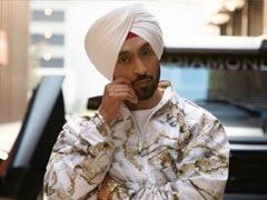 Diljit Dosanjh Enjoys Charred Chicken And Stir-Fried Veggies Made By Friend In Canada
