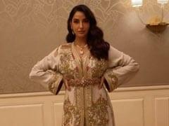 Nora Fatehi ने शाइनिंग ड्रेस में यूं दिखाया नया अंदाज, वायरल हुआ Video