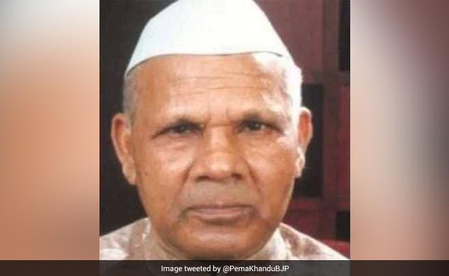 Former Arunachal Pradesh Governor Mata Prasad Dies At 95
