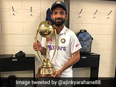 Australia vs India: Fans' Constant Support Kept India Motivated To Bring Trophy Back Home, Says Ajinkya Rahane