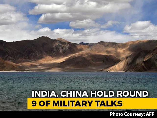 Video : India, China Hold Round 9 Of Military Talks Today Amid Border Standoff