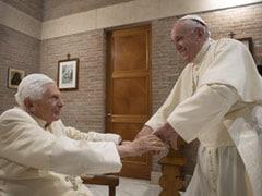 Pope Francis, Ex-Pope Benedict Get Virus Vaccines: Vatican