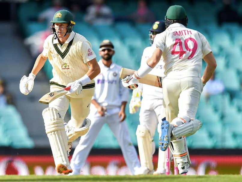 Australia vs India, 3rd Test, Day 1: Will Pucovski, Marnus Labuschagne Hit Fifties, Steve Smith Finds Form As Australia Finish 166/2
