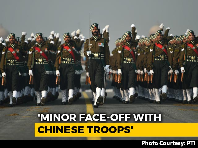 """Video : India, China """"Minor Face-Off"""" In Sikkim Last Week, """"Resolved"""" By Officers"""