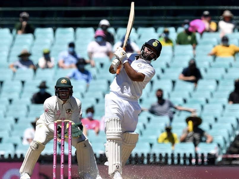 Australia vs India: Cricket Fraternity Hails Rishabh Pants Sensational Knock At SCG