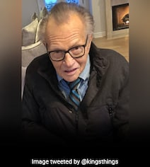 US Talk Show Host Larry King Dies Weeks After Testing Positive For Covid