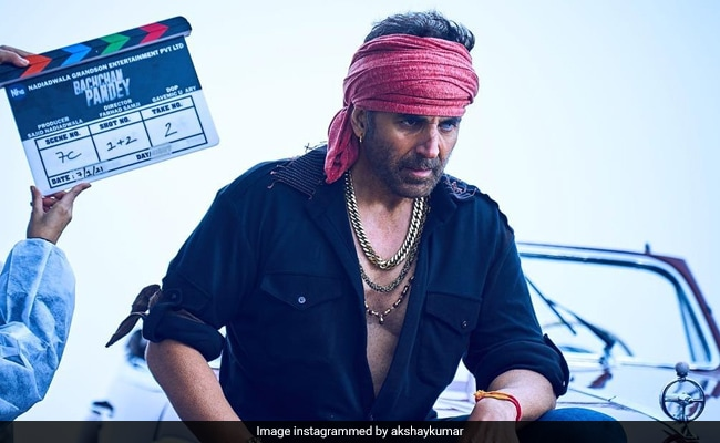 Bachchan Pandey: Akshay Kumar's New Look From The Film