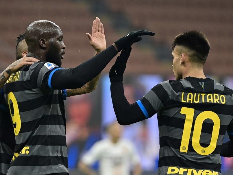 Serie A: Romelu Lukaku Double Helps Inter Milan Keep Pressure On Leaders AC Milan