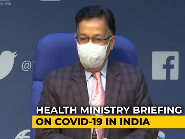 Video : Active Covid Cases Are Less Than 2 Lakh, Says Health Ministry