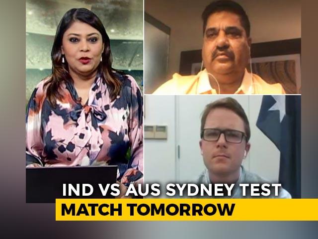 Video : Australians Play Well When They Sledge: Ashok Malhotra