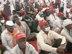 किसानों के समर्थन में महाराष्ट्र के किसान, बेंगलुरु में भी निकाली गई ट्रैक्टर और बाइक रैली