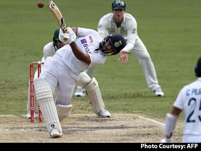 Video : Rishabh Pant, Cheteshwar Pujara, Shubman Gill Shine As India Win Brisbane Test, Series 2-1