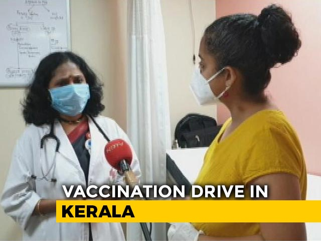 Video : Countdown To Health Workers Getting Covid Vaccinations