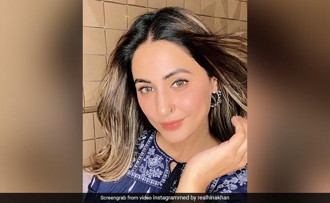 हिना खान ने 'दुजी वार प्यार' गाने पर दिए जबरदस्त एक्सप्रेशंस, देखें वायरल Video