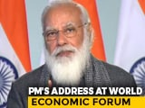 "Video : ""India Beat All Odds In Coronavirus Fight,"" Says PM Modi"