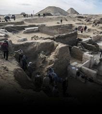 Egypt Unveils Ancient Treasures That 'Rewrite History'