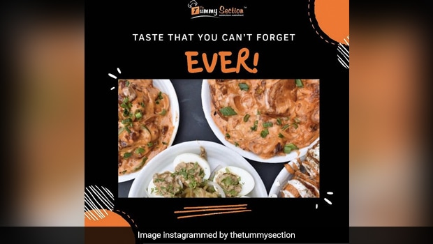 The Tummy Section Offers A Blend Of Different Cuisines To Please Your Tummy