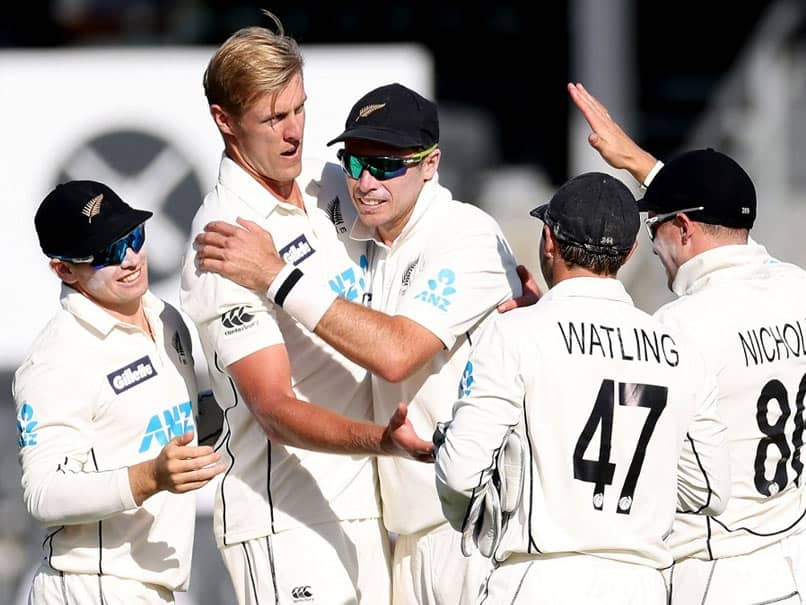 New Zealand vs Pakistan, 2nd Test: Kyle Jamieson Takes Five To Blunt Azhar Alis Battling 93 On Day 1