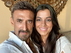 What Mugdha Said About Her Age Gap With Rahul Dev