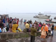 Makar Sankranti 2021: Thousands Take Holy Bath At Gangasagar And Kumbh