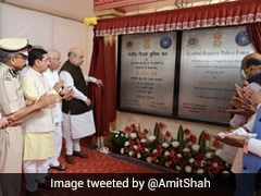 Amit Shah Lays Foundation Stone Of Rapid Action Force Camp In Karnataka