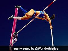 Pole Vault Champion Katerina Stefanidi Throws Weight Behind Tokyo Olympics