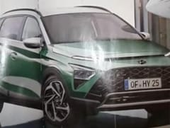 New Hyundai Bayon Crossover Images Leaked Ahead Of Official Debut