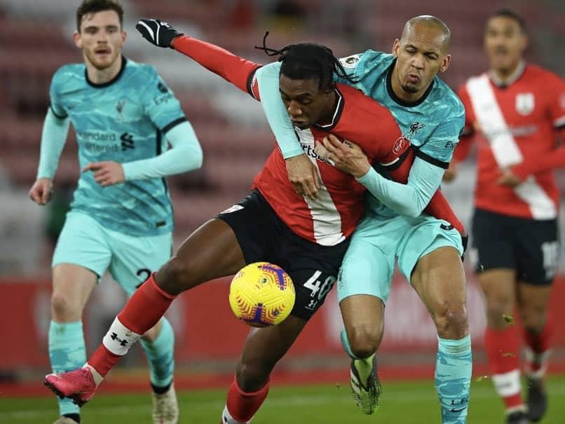 "Premier League: ""Rusty"" Liverpool Stumble Again In Southampton Defeat"