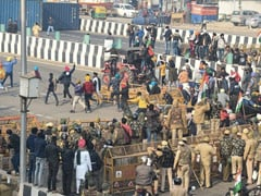 86 Cops Injured, 4 Cases Filed Over Tractor Rally Violence, Say Police