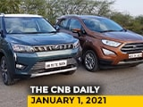 Mahindra-Ford JV Called Off | Magnite Crash Test | Maruti Sales December