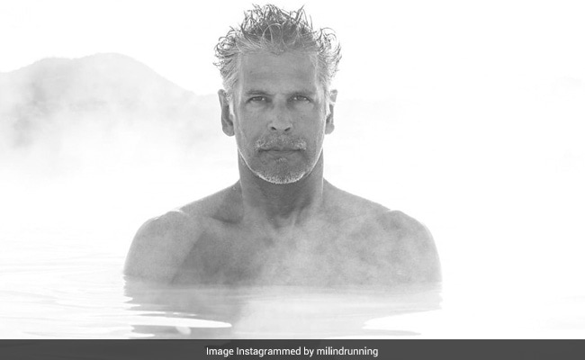 Milind Soman's 'Exotic' Throwback To Blue Lagoon. See Pic
