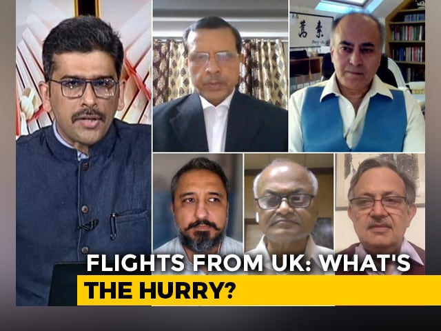 Video : Flights From UK Resume: Mayday For Indian Healthcare?