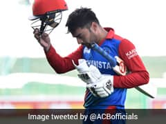 Rashid Khans Heroics Seals Afghanistan Whitewash Against Ireland