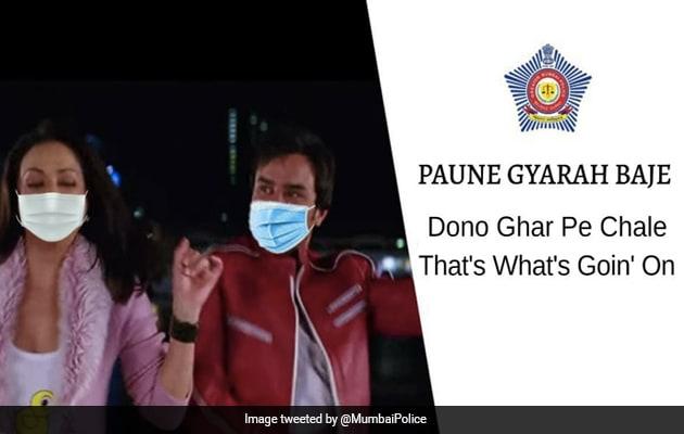 'What's Goin' On': Preity Zinta Approves Mumbai Police's Traffic Advisory