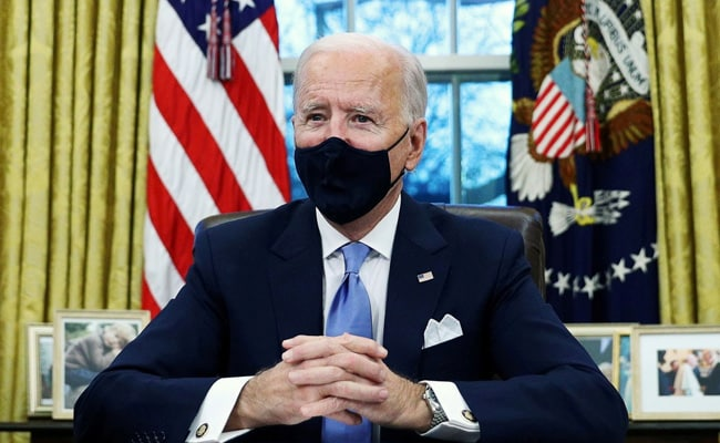Vaccine Boost For Poor Countries As Joe Biden Pledges US Coronavirus Aid