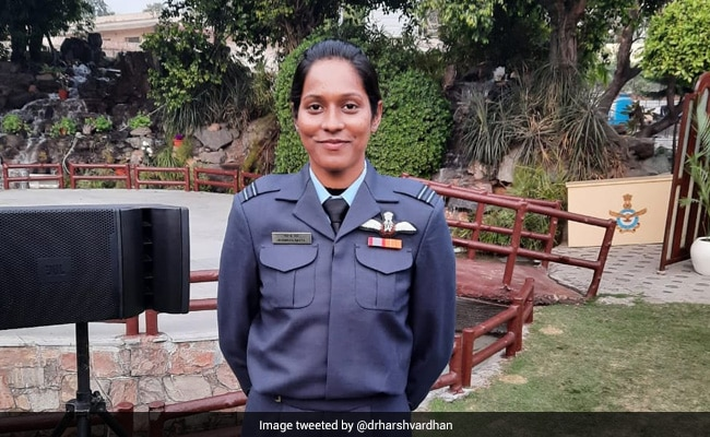 India's First Woman Combat Jet Pilot To Fly This Republic Day
