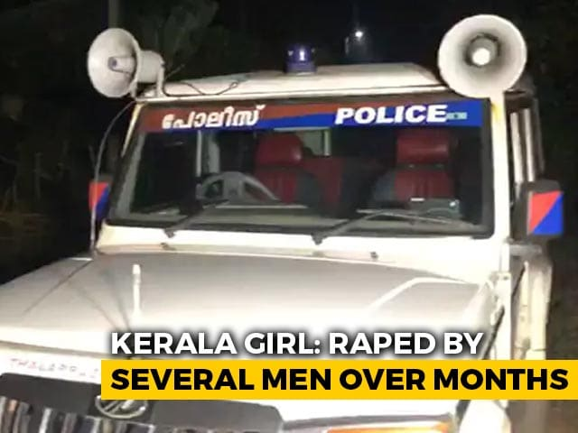 Video : Kerala Teen Allegedly Raped, Abused By Multiple Men; 20 Arrested: Police