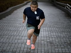 Meet Kyuta: The 10-Year-Old, 85-Kilo Sumo In Training