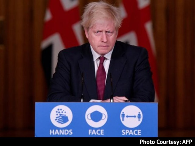 Video : Boris Johnson's India Visit Next Week Cancelled Due To COVID-19