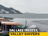 Video : Srinagar Records Coldest Night in 30 Years