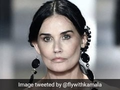 Demi Moore Sparks Plastic Surgery Rumours After Fendi Show Appearance