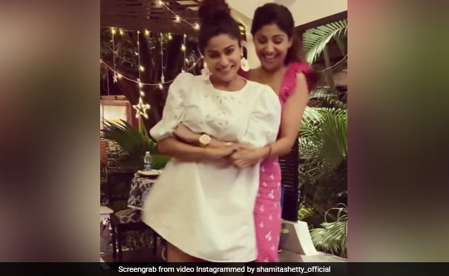 Shilpa Shetty Is Sister Shamita's 'Favourite Dance Partner.' See Their Adorable Video