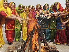 Happy Lohri 2021: Wishes, Images To Share For Punjab's Harvest Festival