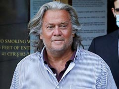 US Capitol Riot: Panel Moves To Hold Trump Ally Steve Bannon In Criminal Contempt
