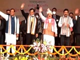 Video : BJP Chief Holds Event In Assam's Silchar, Days After CAA Speech In Bengal